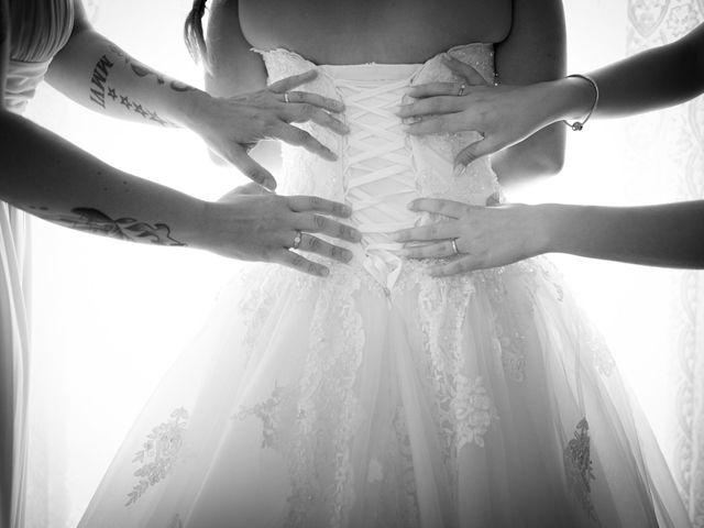 Il matrimonio di Alex e Vittoria a Casabona, Crotone 2