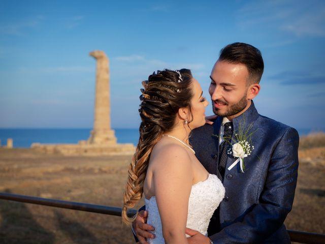 Il matrimonio di Alex e Vittoria a Casabona, Crotone 8