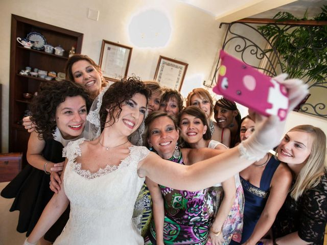 Il matrimonio di Francesco e Manuela a Enna, Enna 19