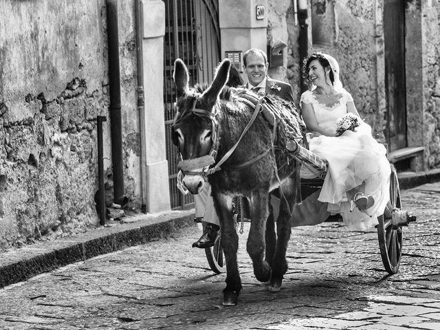 Il matrimonio di Francesco e Manuela a Enna, Enna 26