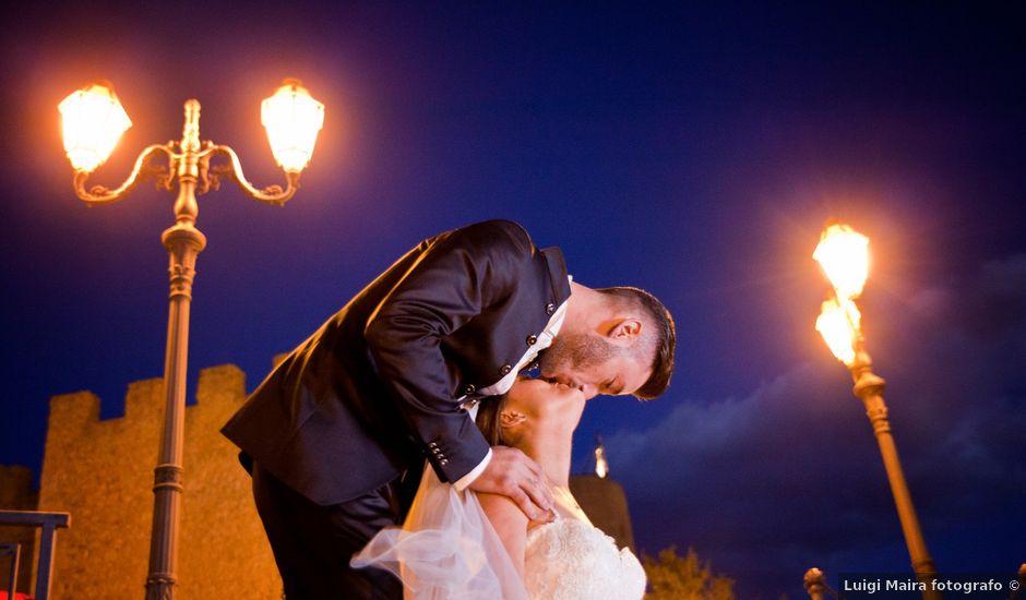 Il matrimonio di Antonio e Denise a Canicattì, Agrigento
