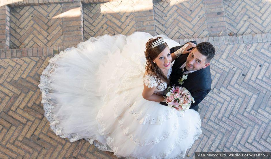 Il matrimonio di Valerio e Ilenia a San Salvo, Chieti