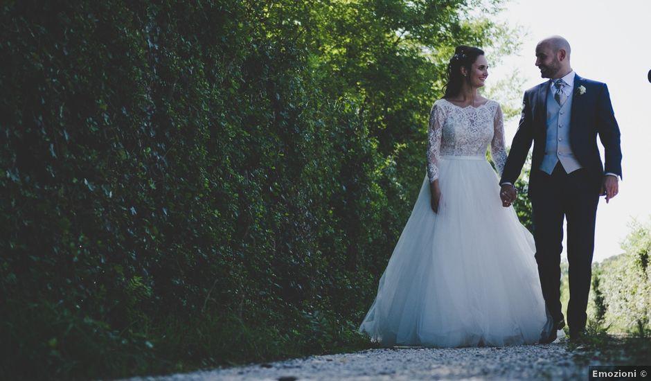 Il matrimonio di Enrico e Giulia a Susegana, Treviso