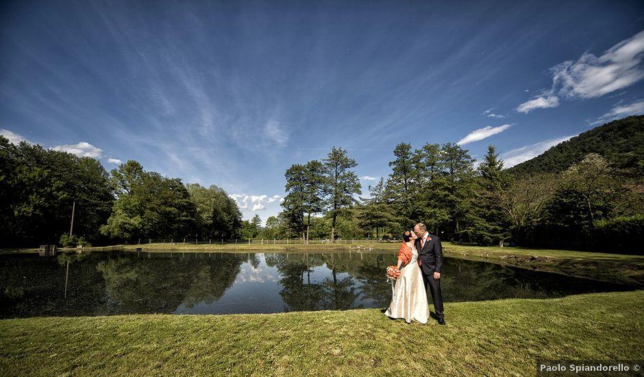 Il matrimonio di Philip e Linda a Induno Olona, Varese