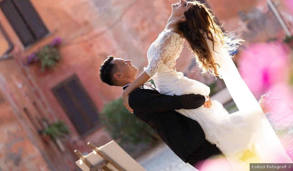 Il matrimonio di Andrea e Valeria a Lido di Ostia, Roma