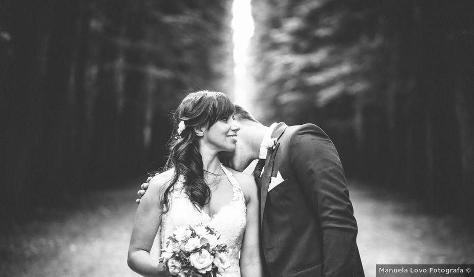 Il matrimonio di Fabio e Elena a Ispra, Varese