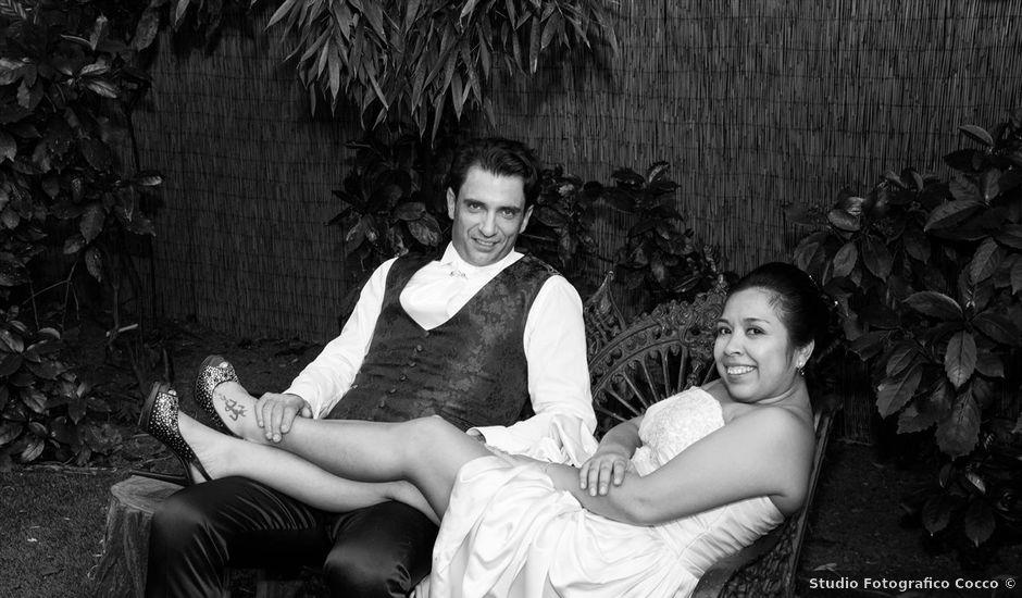 Il matrimonio di Stefano e Hilda a Monza, Monza e Brianza