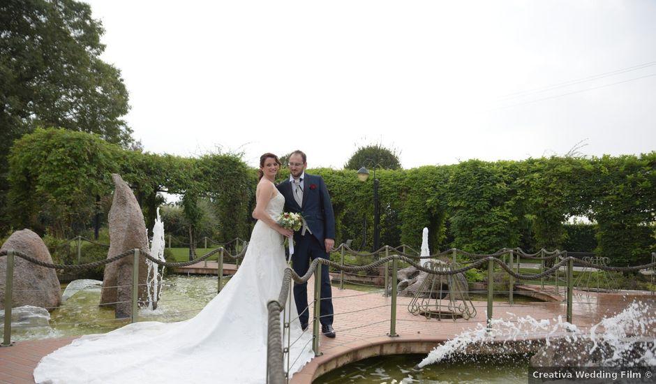 Il matrimonio di Demis e Roberta a Caravaggio, Bergamo