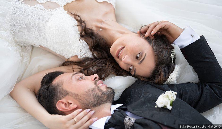 Il matrimonio di Simone e Arianna a Gallese, Viterbo