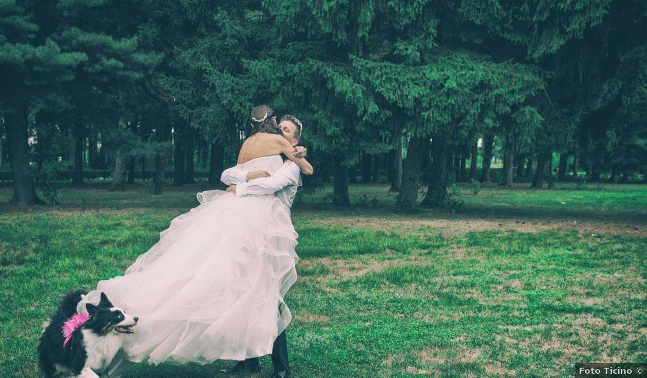 Il matrimonio di Stefano e Elisa a Pavia, Pavia
