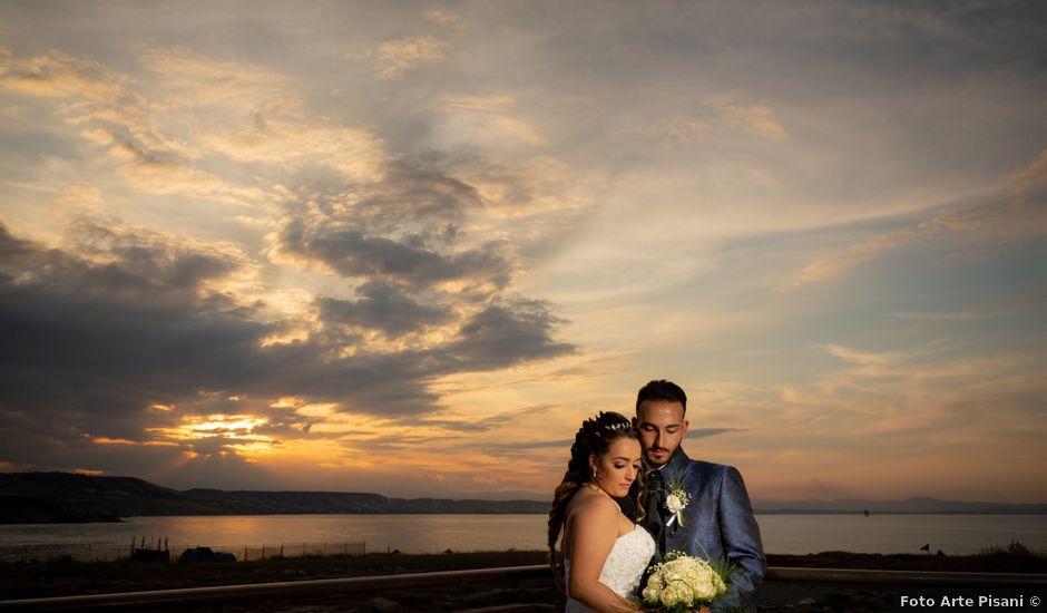 Il matrimonio di Alex e Vittoria a Casabona, Crotone