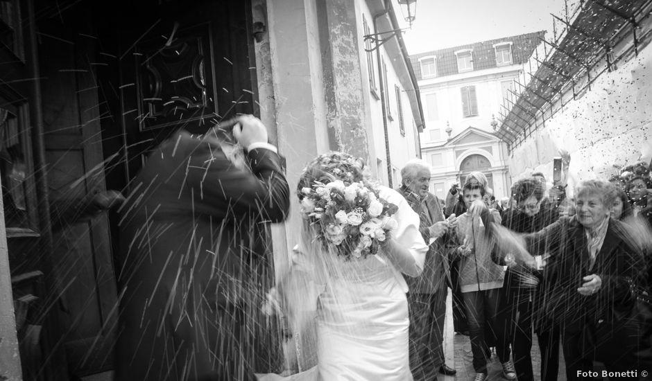 Il matrimonio di Daniele e Annarita a Borgaro Torinese, Torino