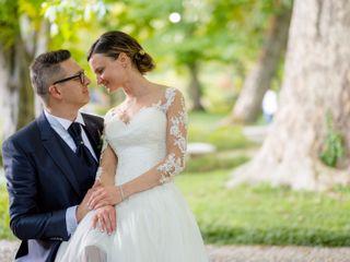 Le nozze di Lara e Roberto