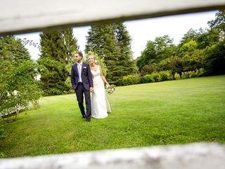 Le nozze di Francesca e Denis