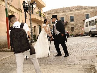 Le nozze di Patrizia e Raffaele 1