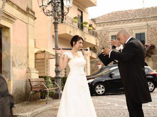 Le nozze di Patrizia e Raffaele