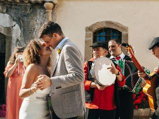 Le nozze di Lauren e Mattew