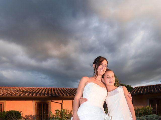 Il matrimonio di Matteo e Giovanna a Monteriggioni, Siena 3