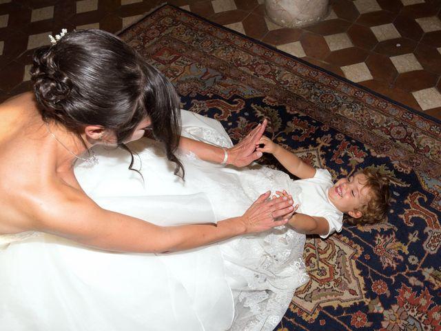 Il matrimonio di Matteo e Giovanna a Monteriggioni, Siena 4