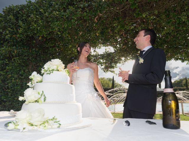 Il matrimonio di Matteo e Giovanna a Monteriggioni, Siena 7