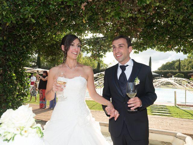 Il matrimonio di Matteo e Giovanna a Monteriggioni, Siena 8