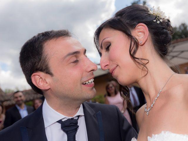 Il matrimonio di Matteo e Giovanna a Monteriggioni, Siena 11
