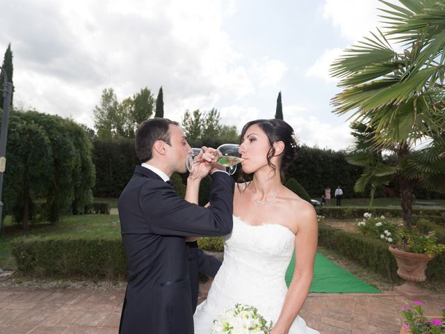 Il matrimonio di Matteo e Giovanna a Monteriggioni, Siena 12