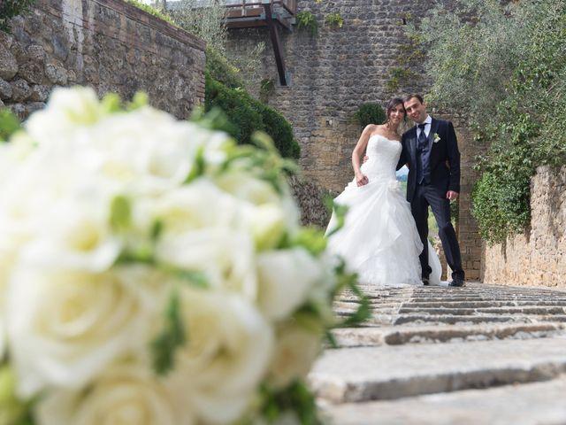 Il matrimonio di Matteo e Giovanna a Monteriggioni, Siena 13