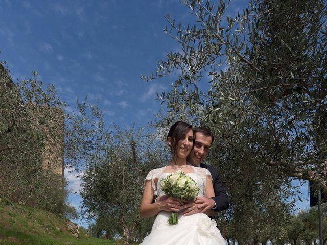 Il matrimonio di Matteo e Giovanna a Monteriggioni, Siena 17