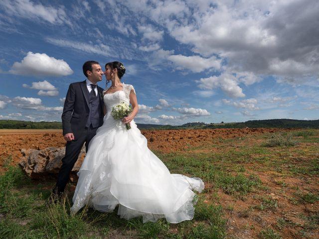 Il matrimonio di Matteo e Giovanna a Monteriggioni, Siena 18