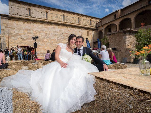 Il matrimonio di Matteo e Giovanna a Monteriggioni, Siena 19