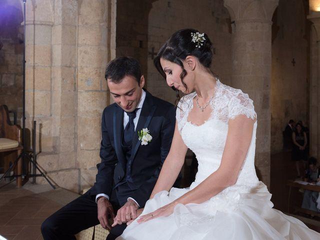 Il matrimonio di Matteo e Giovanna a Monteriggioni, Siena 21