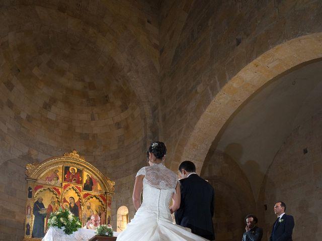 Il matrimonio di Matteo e Giovanna a Monteriggioni, Siena 2