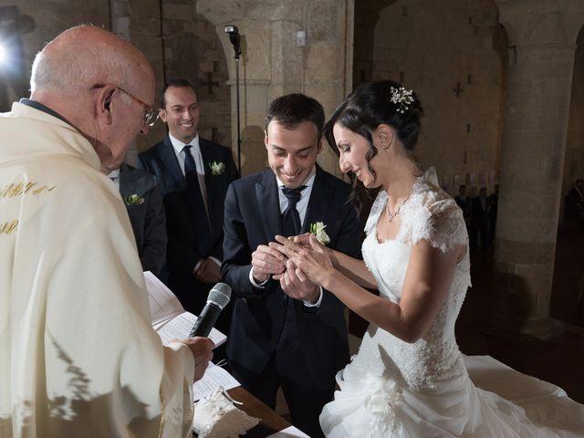 Il matrimonio di Matteo e Giovanna a Monteriggioni, Siena 23