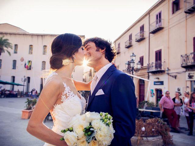 le nozze di Mariapina e Sergio
