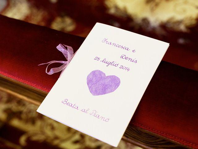 Il matrimonio di Denis e Francesca a Arona, Novara 8