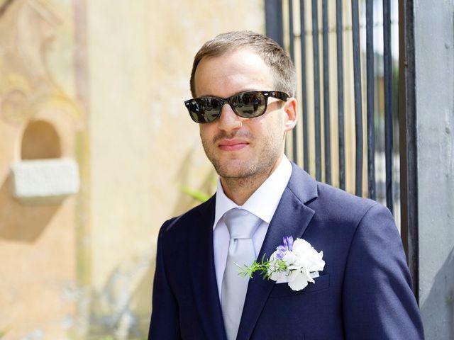 Il matrimonio di Denis e Francesca a Arona, Novara 10