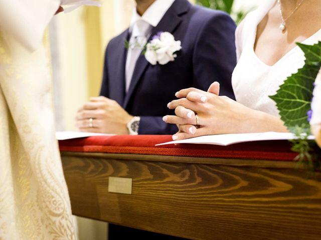 Il matrimonio di Denis e Francesca a Arona, Novara 11