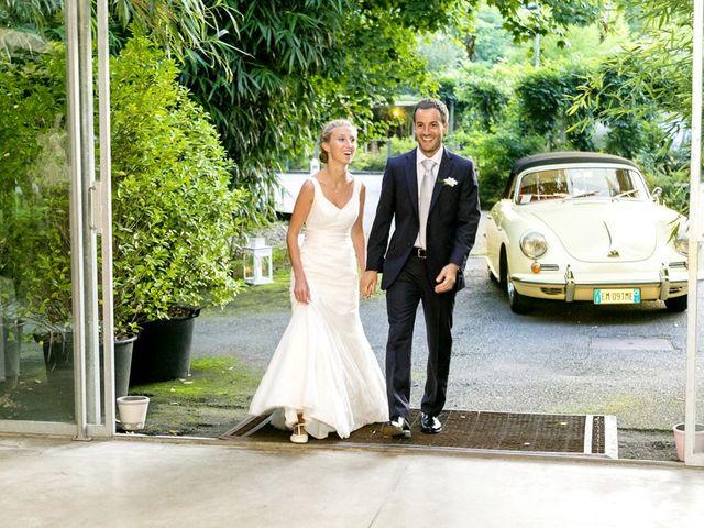 Il matrimonio di Denis e Francesca a Arona, Novara 4