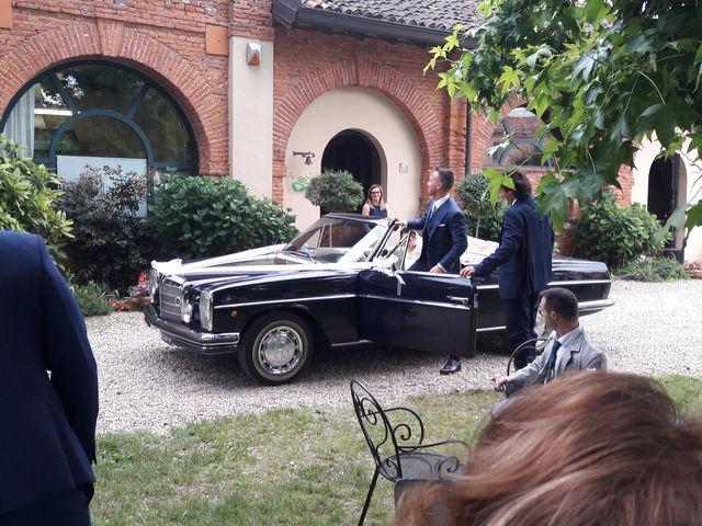 Il matrimonio di Emanuela e Andrea a Pavia, Pavia 13