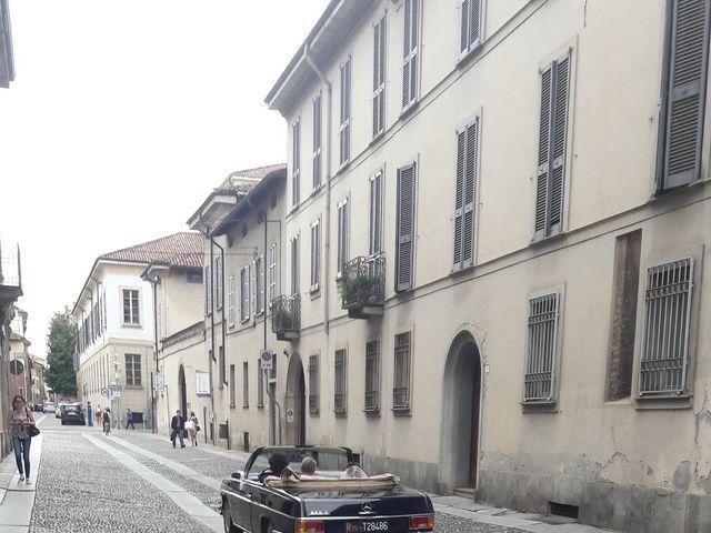 Il matrimonio di Emanuela e Andrea a Pavia, Pavia 16