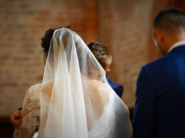 Il matrimonio di Emanuela e Andrea a Pavia, Pavia 2