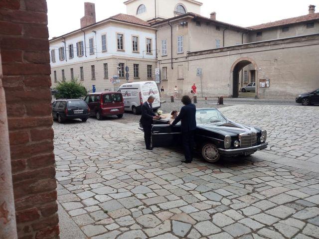 Il matrimonio di Emanuela e Andrea a Pavia, Pavia 20