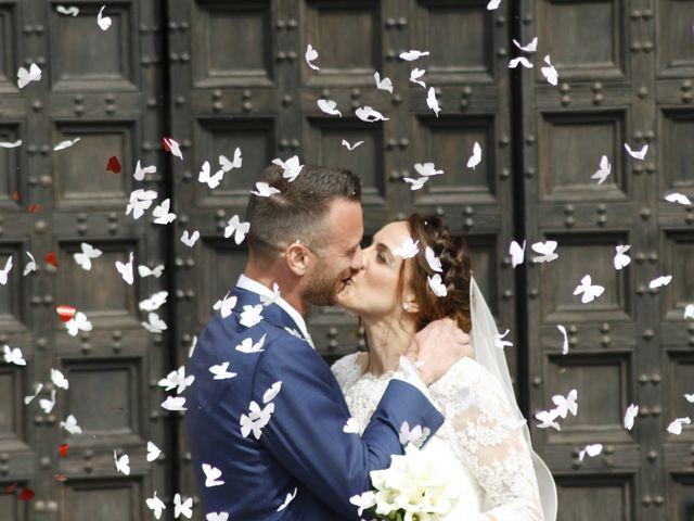 Il matrimonio di Emanuela e Andrea a Pavia, Pavia 22
