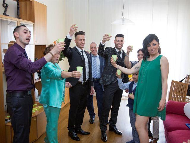 Il matrimonio di Francesco e Debora a Baranzate, Milano 3