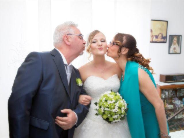 Il matrimonio di Francesco e Debora a Baranzate, Milano 8