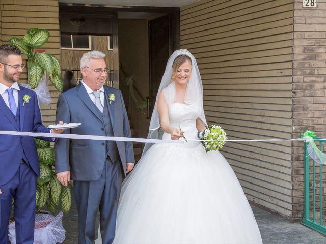 Il matrimonio di Francesco e Debora a Baranzate, Milano 9