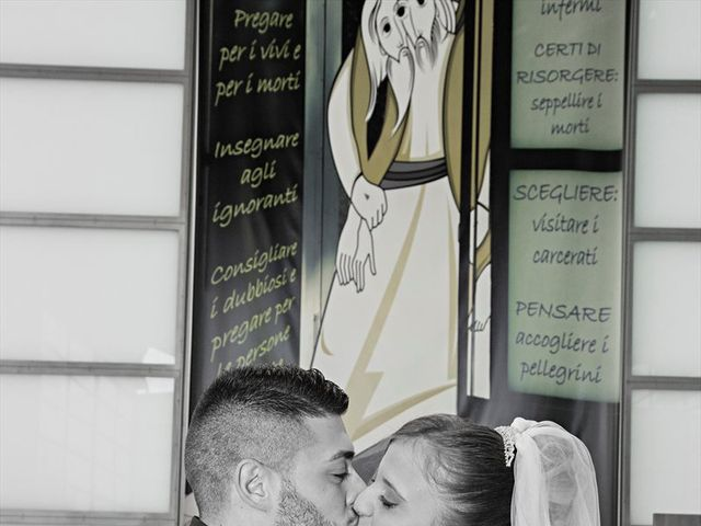 Il matrimonio di Francesco e Debora a Baranzate, Milano 16