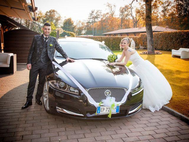 Il matrimonio di Francesco e Debora a Baranzate, Milano 18