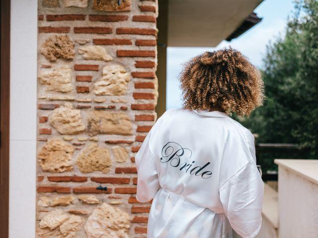 Il matrimonio di Mattew e Lauren a Savoca, Messina 10